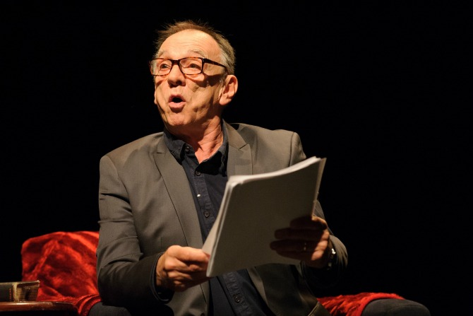 The Iliad Out Loud: an epic comes to Canberra