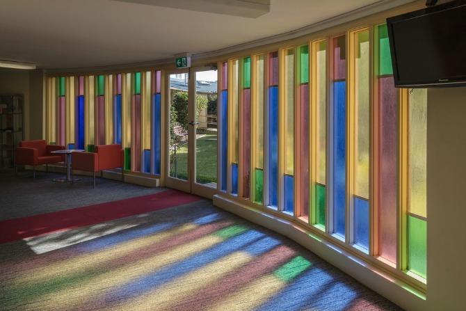 Canberra's modernist soul