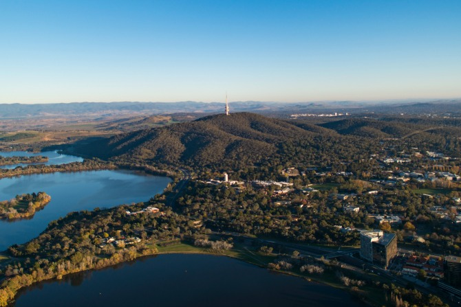 Accessible Canberra