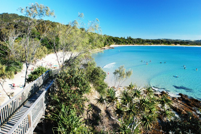 Escape Trails: Queensland and Northern NSW