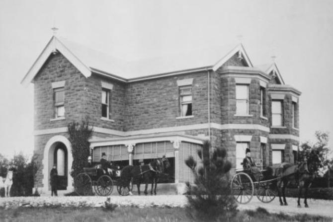 gun homestead 1890