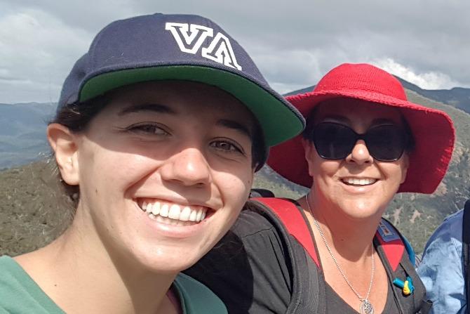 Rachel and Tess' Legacy of the Kokoda