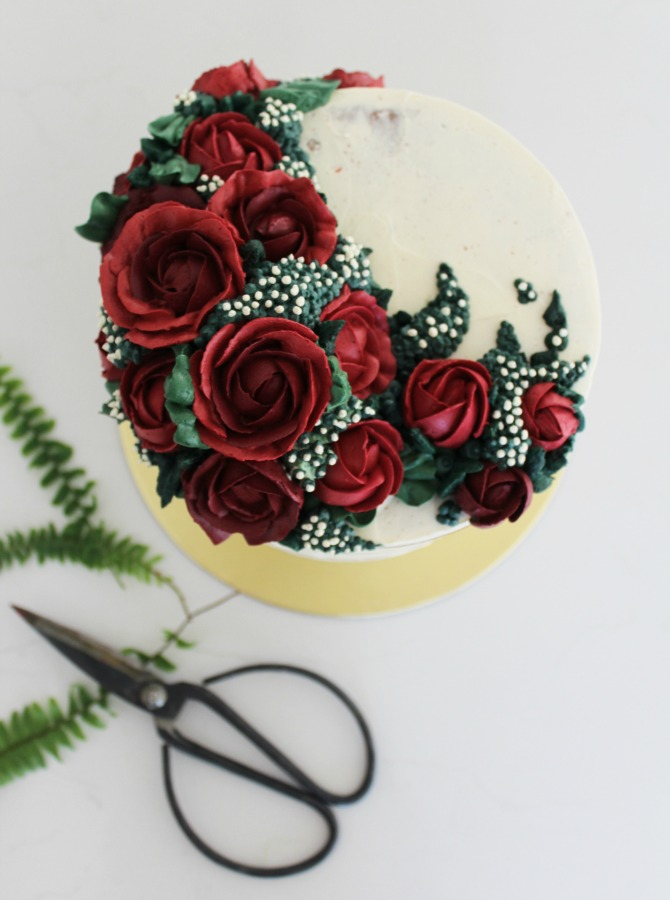 Cuppalini_Red roses aerial view