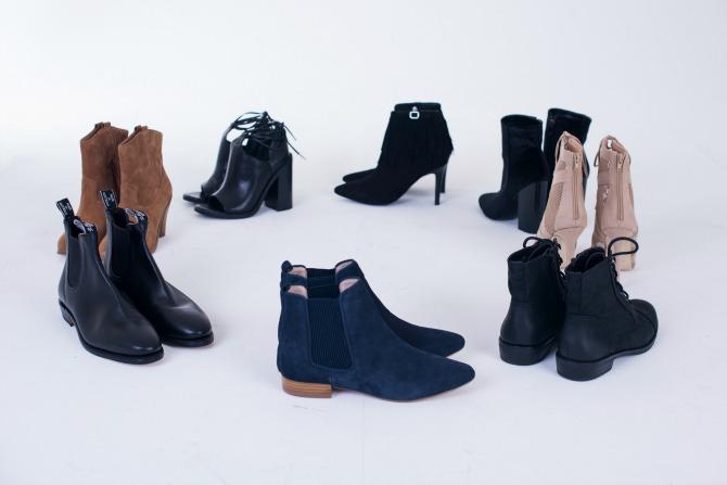 Winter Footwear Finds