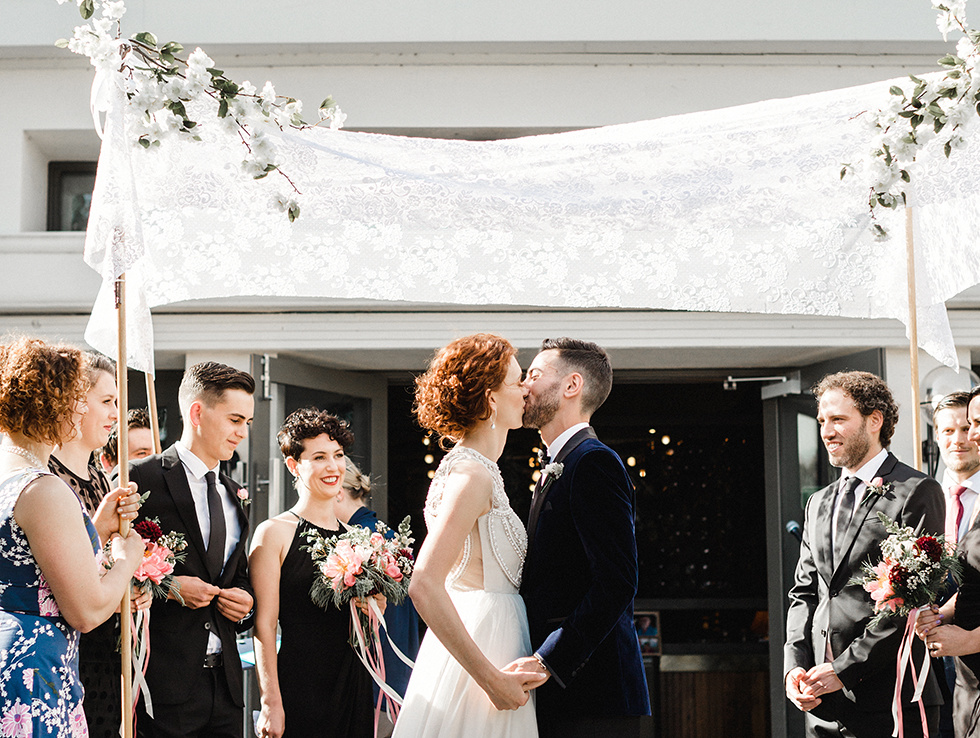 Real Wedding: Ellie and Jeremy
