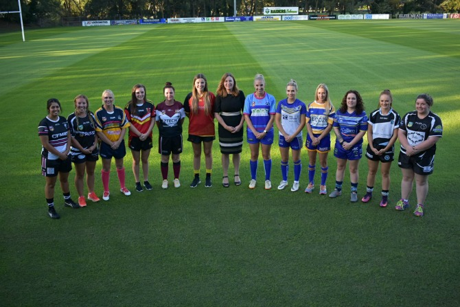 A new chapter for women in Rugby League