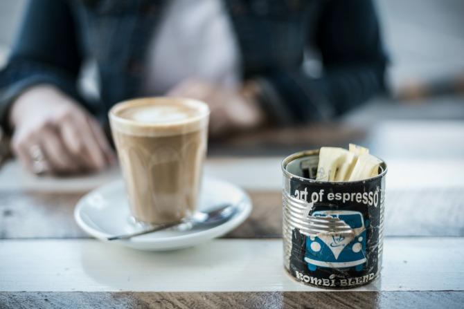 Art of Espresso, Young