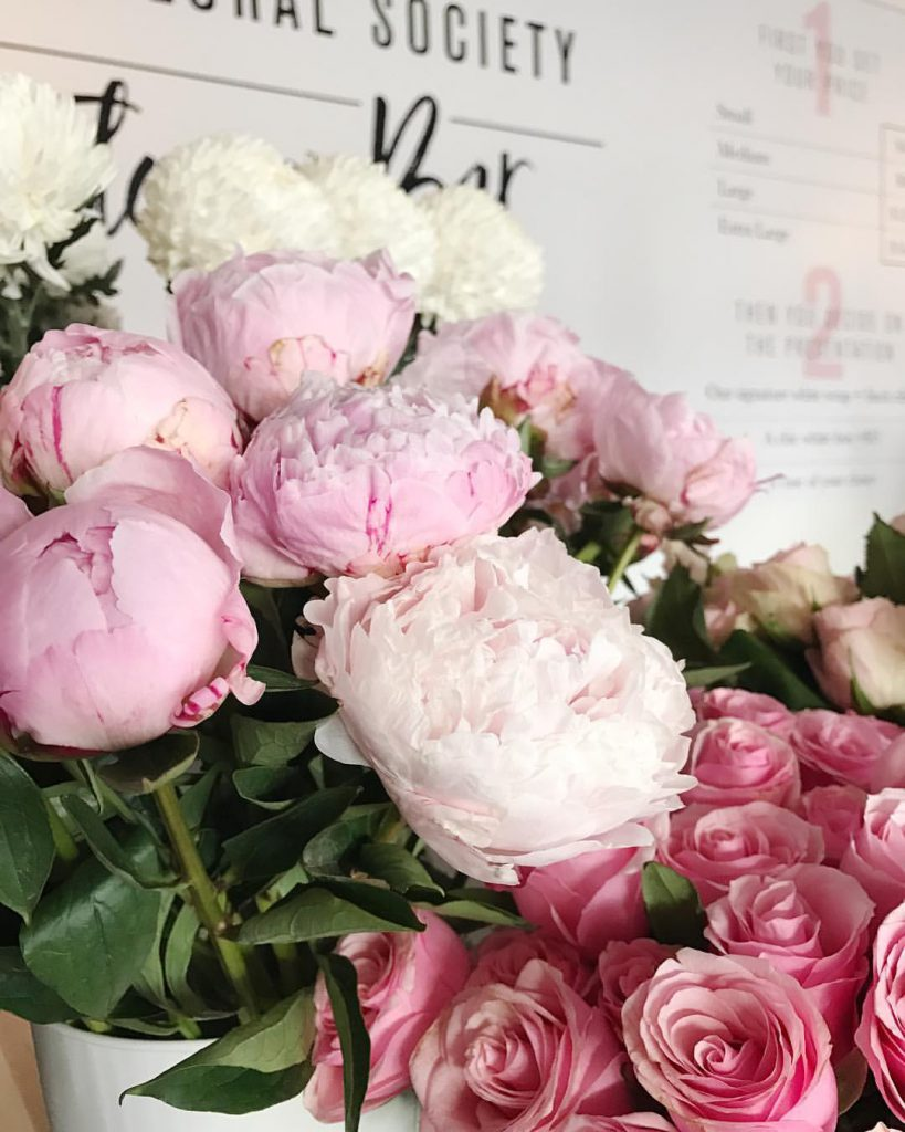 Blooms from the Floral Society