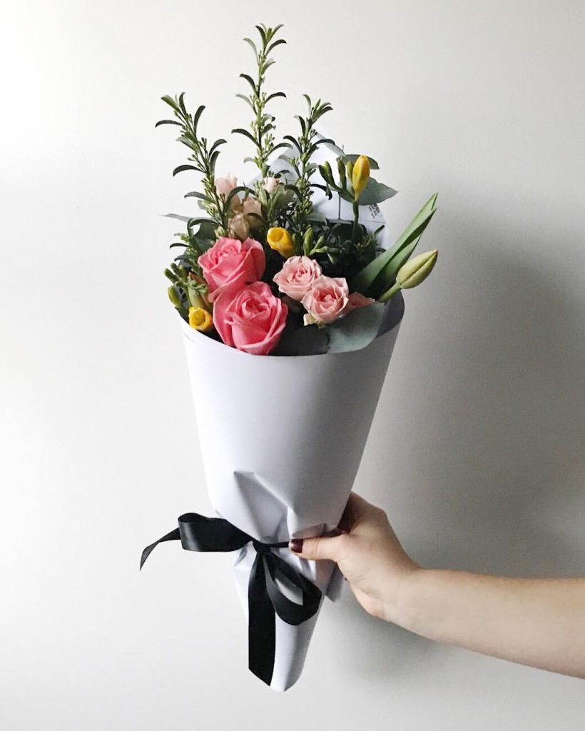 A 'Daily Floral' from The Floral Society