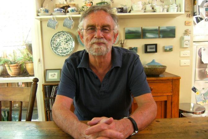Bob Graham: A living treasure comes to Canberra