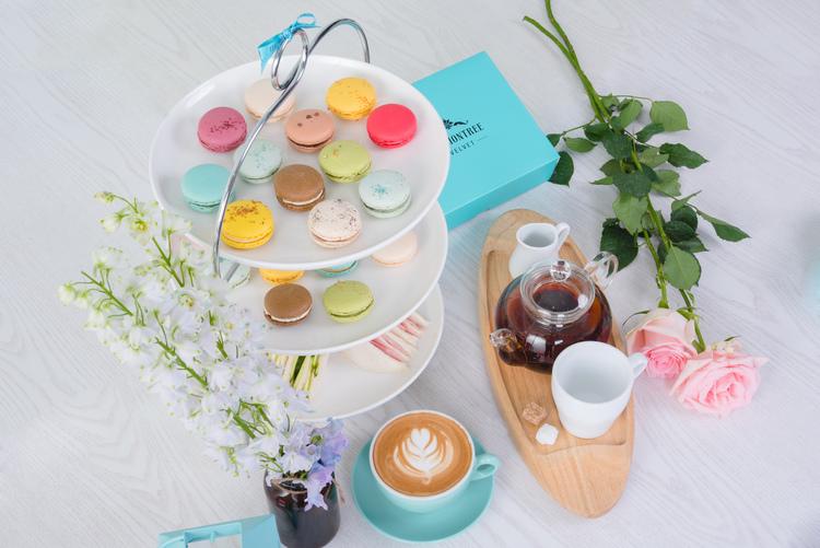 Macaron+High+Tea