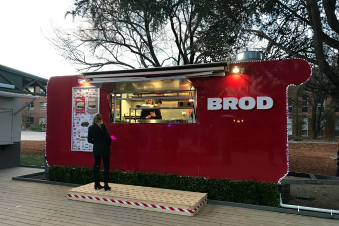 What to eat, drink and see at the ANU Pop Up Village