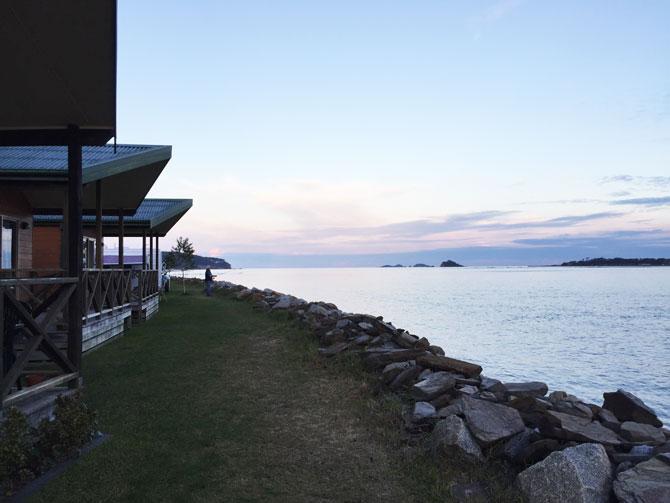 BIG4 Batemans Bay At East's Riverside Holiday Park.