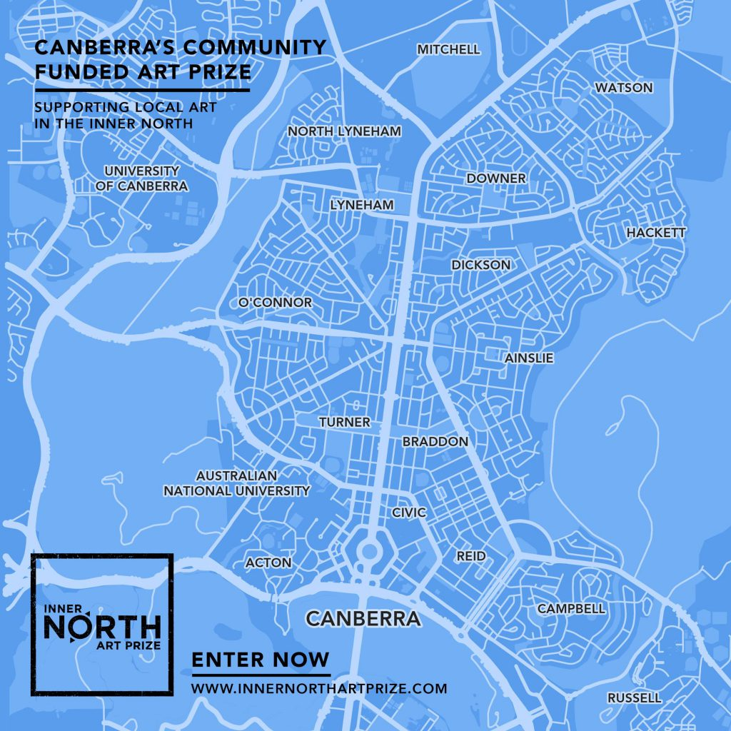 Eligible suburbs of Canberra