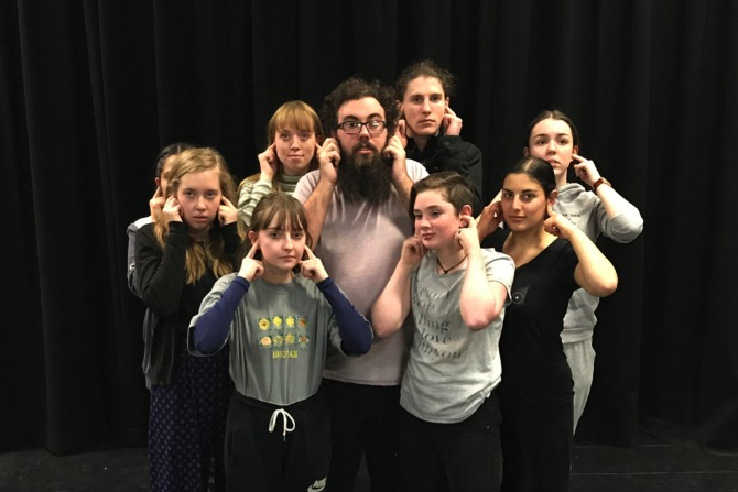 Celebrate your weirdness with Canberra Youth Theatre's poem every day