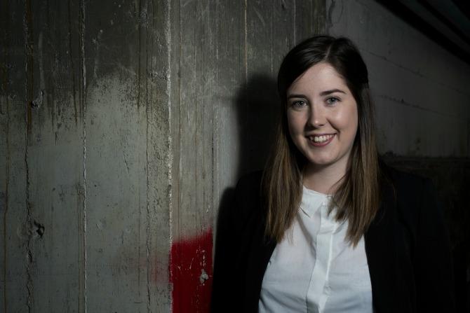 Future Generation: Hayley Teasdale
