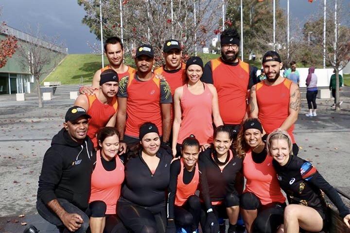 IMF Canberra squad