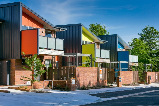 Why these might be Canberra's most important houses