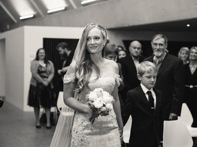 Real Wedding; Keeley and Chris' 4