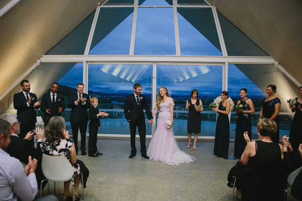 Real Wedding; Keeley and Chris' 6