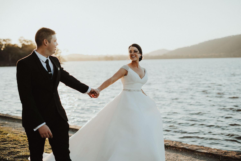 Real Wedding: Rebecca and Jason