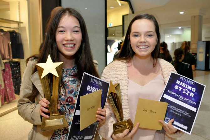 Are you Canberra's next Rising Star?