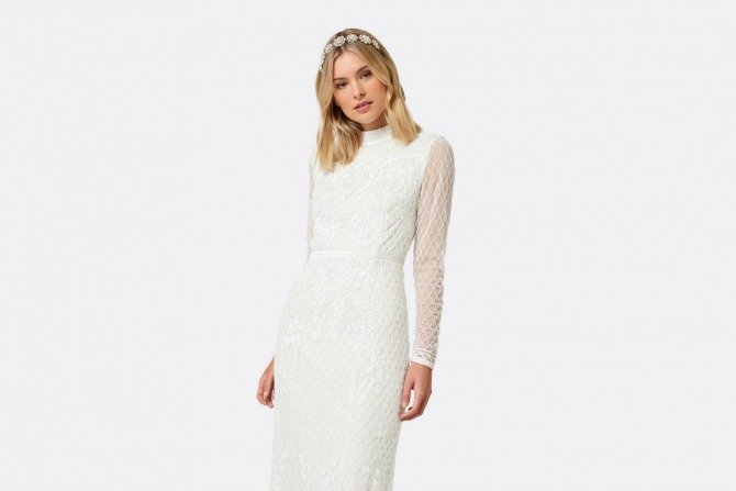 Forever New just launched a bridal collection