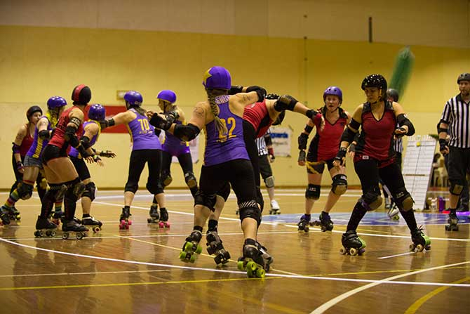 Roller Derby: everything you need to know