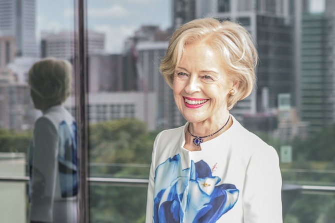 Quentin Bryce to address Canberra women