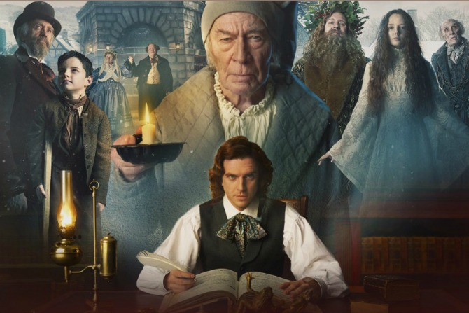 Review: The Man Who Invented Christmas
