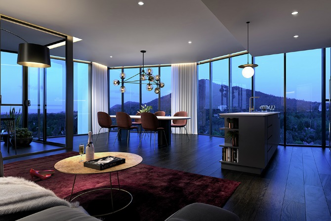 Metropol: changing the face of city living
