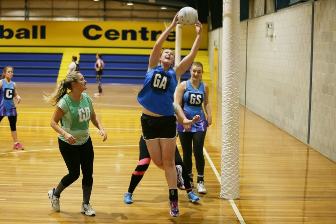 Netball ACT Feature