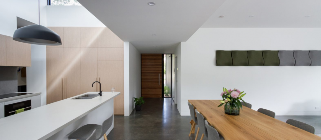 Image: O'Connor House by de Rome Architects
