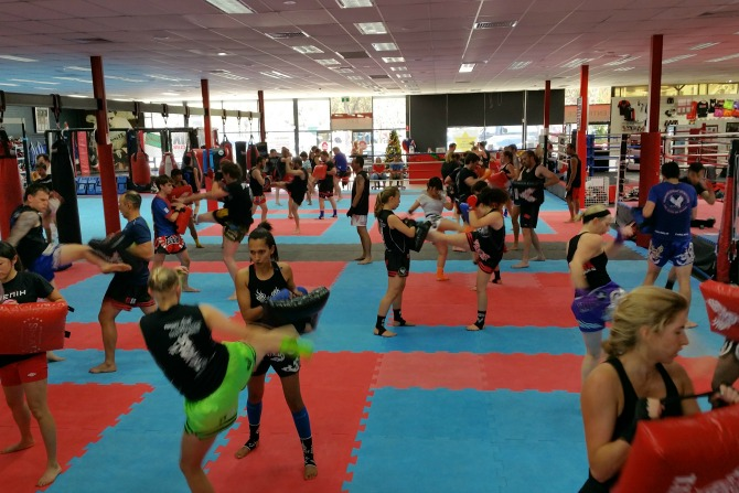 Phoenix Combat Sports Feature