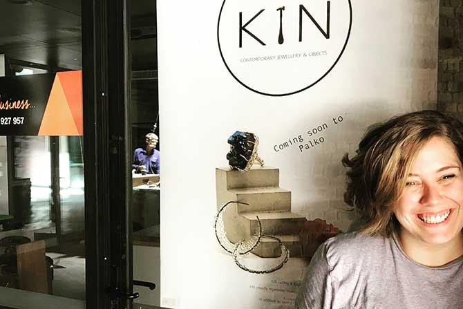 KIN Gallery moves from The Hamlet. Image: Emma Macdonald.
