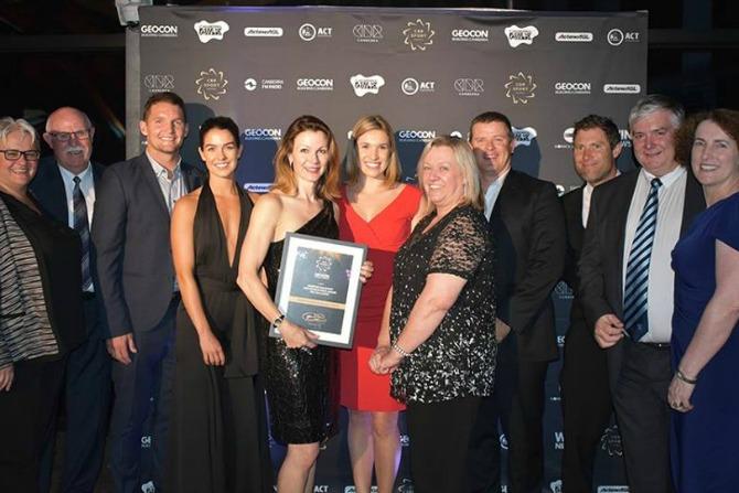 CBR Sport Awards 2017