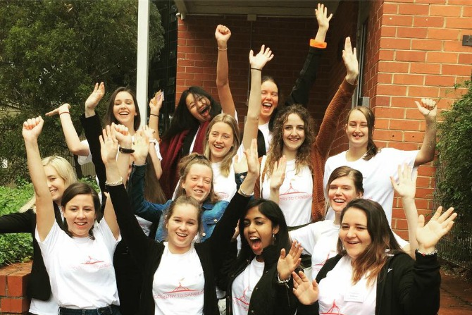 Not Your Average Power Trip: empowering future female leaders