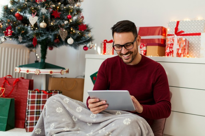 Geeky gift ideas for men