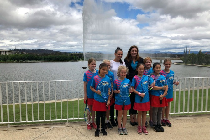 Canberra to host Fed Cup tie