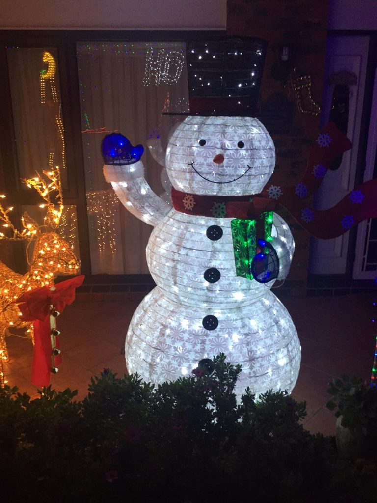 The Ultimate Guide To Canberras Best Christmas Lights For 2017 Series Circuit 17 Middleton Gowrie