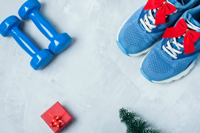 The lazy girl's guide to staying active over Christmas