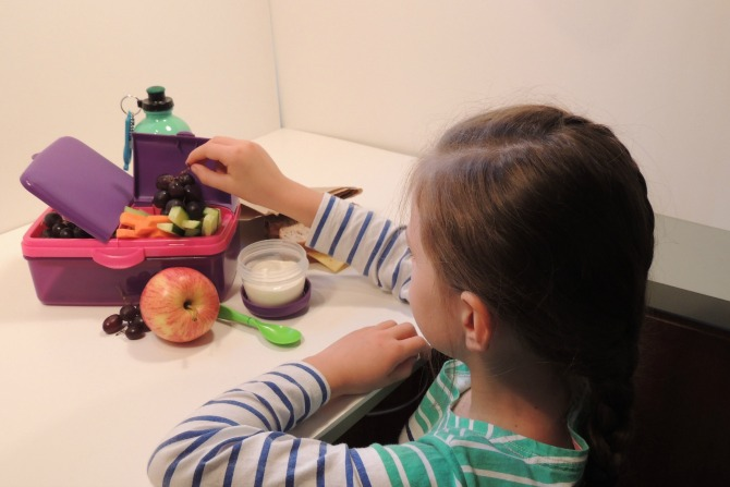 Kids: it's time to pack your own waste-free lunch