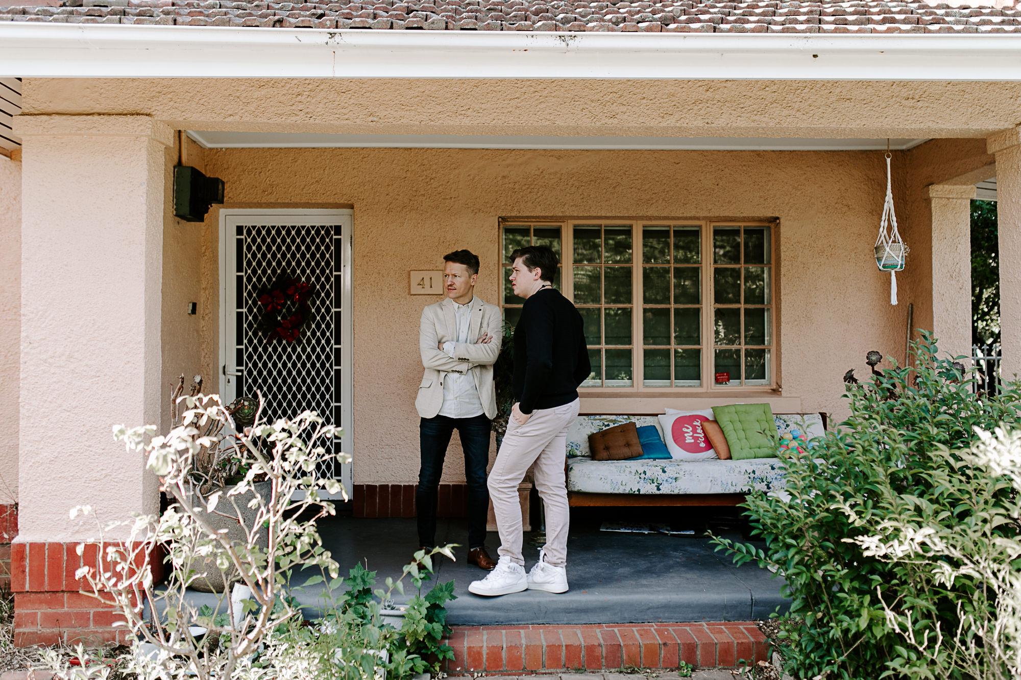 Home Stories: Pat Rose