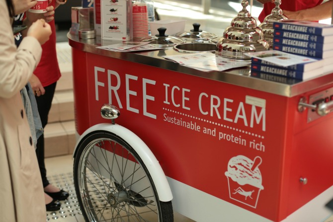 Canberra is getting free ice cream, but there's a catch