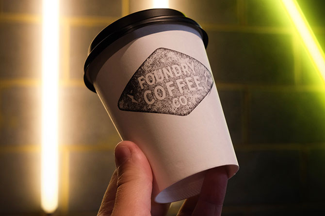 First Look: Foundry Coffee Co.