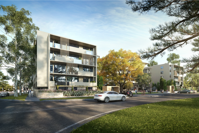 Founders Lane: A new beginning for Canberra City