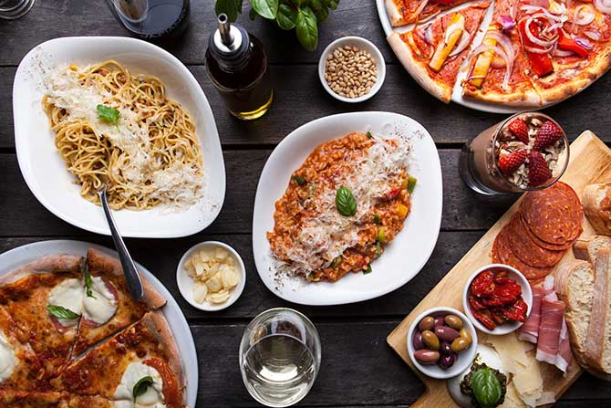 Coming Soon: Vapiano brings a taste of Italy to Canberra Centre