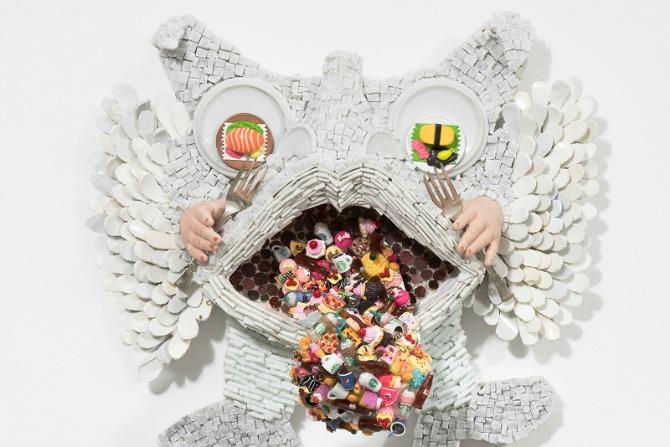 Transitions: contemporary mosaic magic