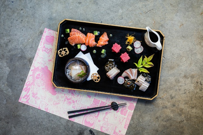 A feast that shows the art behind the dish