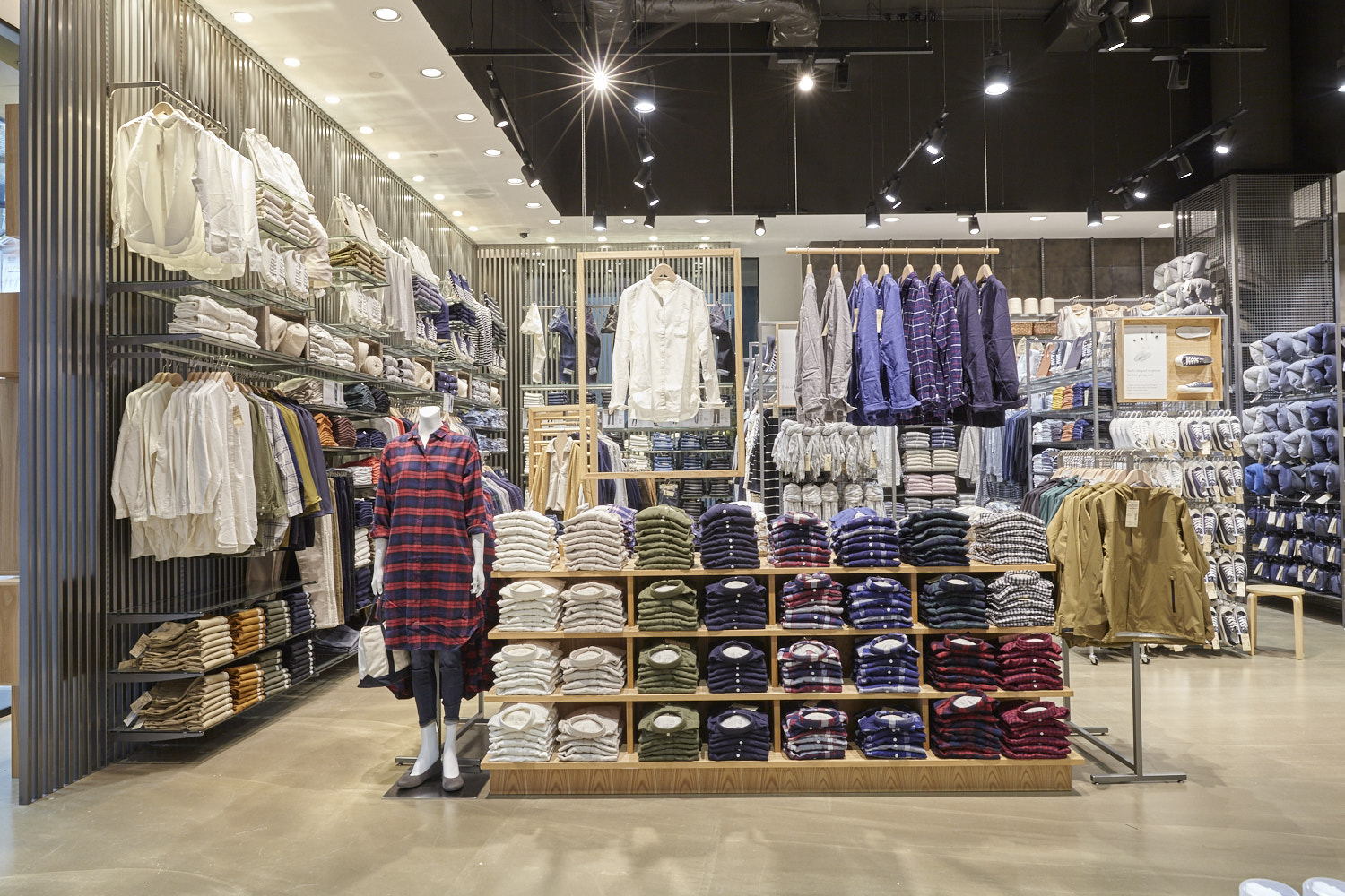 MUJI set to open next week